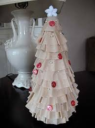 coffee filter christmas tree recipe trees crafts and