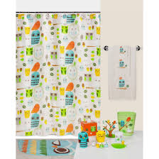 fascinating kids shower curtain home decor inspirations