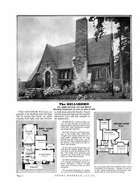 historic tudor house plans sears homes 1927 1932