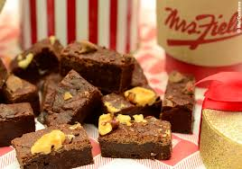 mrs fields brownies mac centeno cookie nibblers and brownies at mrs fields