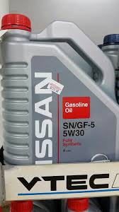 malaysia 24 july 2015 nissan nissan fully synthetic 5w30 engine oil nissan parts malaysia