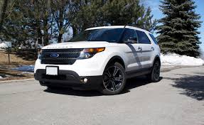 ford 2013 explorer 2013 ford explorer sport review car reviews