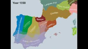 Language Map Of Europe by History Of Languages In Southwest Europe Youtube