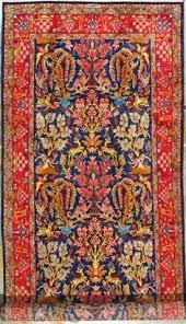 Handmade Iranian Rugs Bakhtiari Persian Rug 2 U0027 0