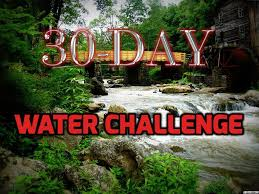 Water Challenge How To Do 30 Day Water Challenge Only Water For 30 Days Simple 1
