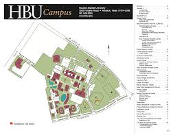 University Of Houston Campus Map How To Find Us Baptist Church Of The Redeemer