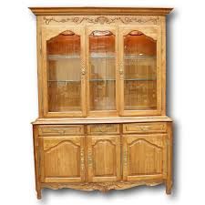 solid oak china cabinet ethan allen solid wood china cabinet upscale consignment