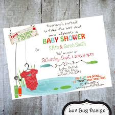 fishing themed baby shower glamorous fishing themed baby shower invitations as an ideas
