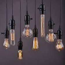 antique light bulb fixtures vintage e27 l base antique lighting cord for incandescent bulbs