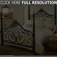 rod iron bed frames susan decoration