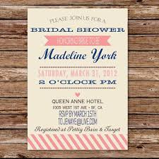 vintage bridal shower invitations vintage pink invitation to bridal shower ewbs017 as low as 0 94