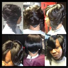 hairstyles to do for quick weave hairstyles shondra u0027s quick weave