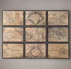 restoration hardware light switch plates isle s 1720 world map