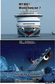 Yacht Meme - just a boat history by poulpidj meme center