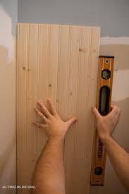 beadboard bathroom how to diy beadboard that looks professional