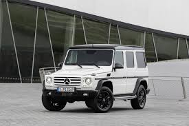 mercedes benz g class edition 35 pictures digital trends