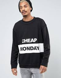 cheap monday men sweatshirt sale wholesale up to an extra 75 off