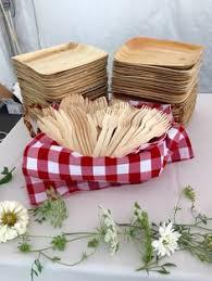 bamboo plates wedding an italian al fresco dinner from avenue lifestyle anouschka