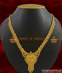 beautiful necklace images Nckn298 beautiful party wear collar dollar necklace guarantee jpg