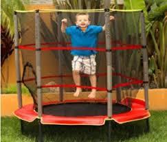 Trampoline Backyard Best Backyard Trampoline 2017 Read Before You Buy