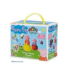 peppa pig toys debenhams