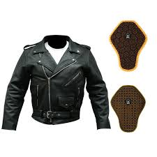 leather motorcycle jacket spada classic cruiser leather motorcycle jacket and back protector