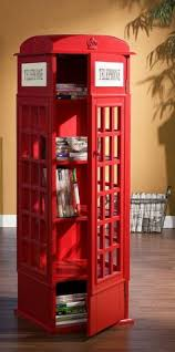 london phone booth bookcase phone booth cabinet book shelf helpful tidbits