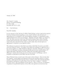Correct Cover Letter Format Example 10 Best Images Of Proper Formal Letter Examples Proper Business