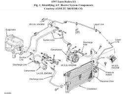 holden rodeo wiring diagram blonton com