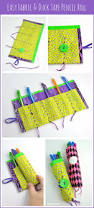 easy pencil craft idea for back to club chica circle