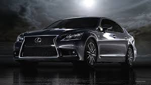 lexus ls 460 top speed the 10 fastest cars from lexus