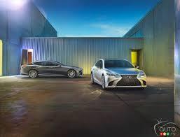 lexus rx 400h for sale vancouver all new 2018 lexus ls makes debut at detroit auto show car news