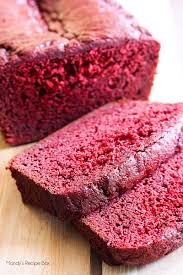 red velvet banana bread mandy u0027s recipe box