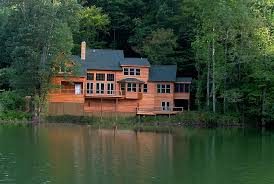 Beautiful Mountain Houses by Create Smoky Mountain Memories Santeetlah Spectacular Lakefront Home