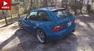 bmw clown shoe modded z3m coupe proves that the clown shoe is a bmw