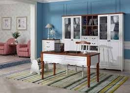 Solid Wood Executive Office Furniture by Solid Wood Modern Executive Office Furniture White Oak Color