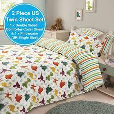 girls sports bedding dreamscene kids duvet cover pillowcase bedding set boys girls