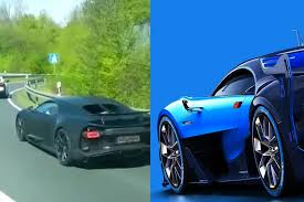 bugatti history the bugatti vision gt actually the chiron in race disguise