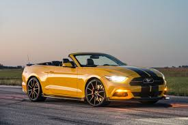 2015 mustang supercharged hennessey performance brings 2 supercharged fords to sema ford
