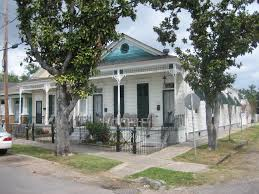 New Orleans Shotgun House Plans by French Creole Creole Architecture