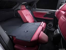 lexus rx 350 interior 2016 2016 lexus rx 350 f sport interior rear seats hd wallpaper 55