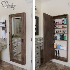 Small Bathroom Shelves Bathroom Endearing Diy Bathroom Storage Ideas Big Ideas For