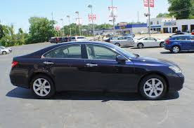 lexus 350 sedan used 2008 lexus es350 es blue sedan used car sale