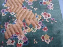 Nichols Chinese Rugs Nichols Chinese Art Deco Oriental Rug Tientsin Ne China