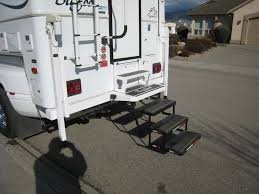 rv net open roads forum truck campers steps