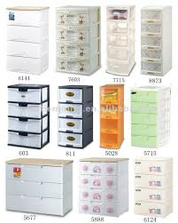 plastic storage cabinets with drawers 6 layers plastic storage cabinet drawers china mainland storage
