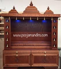 pooja mandirs usa ashwini collection semi closed models