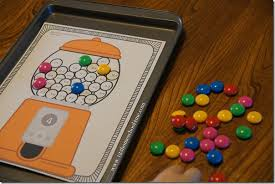 gumball math u2013 addition and subtraction worksheets