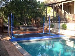 Fun Backyard Landscaping Ideas In Ground Trampoline For The Backyard U2013 Super Fun Outdoor