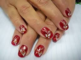 38 best christmas nail art images on pinterest holiday nails